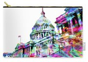 Washington Capitol Color 1 Carry-all Pouch