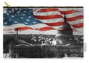 Washington Dc 56t Carry-all Pouch