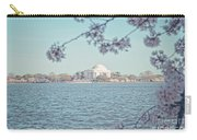 Washington Dc In Spring Carry-all Pouch