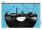 Washington Dc Skyline Vinyl 2 Carry-all Pouch