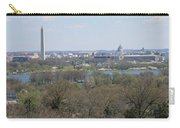 Washington Dc View From Custis Lee House Carry-all Pouch