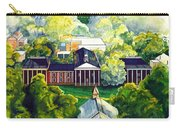 Washington Hall At Washington And Lee University Carry-all Pouch