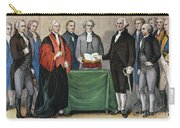Washington: Inauguration Carry-all Pouch