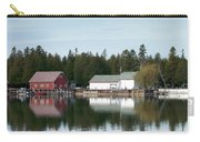 Washington Island Harbor 7 Carry-all Pouch