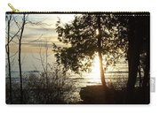 Washington Island Morning 2 Carry-all Pouch