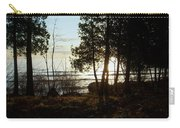 Washington Island Morning 3 Carry-all Pouch