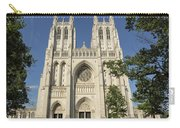 Washington National Cathedral Front Exterior Carry-all Pouch