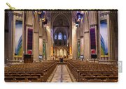 Washington National Cathedral Interior Carry-all Pouch