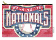 Washington Nationals Barn Door Carry-all Pouch