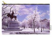 Washington Square Park Carry-all Pouch by Steve Karol