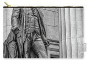 Washington Statue - Federal Hall #3 Carry-all Pouch