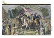 Washington: Trenton, 1789 Carry-all Pouch