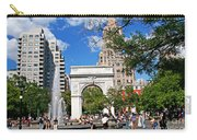 Washingtone Square New York Carry-all Pouch