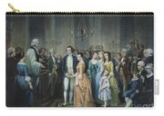 Washingtons Marriage Carry-all Pouch