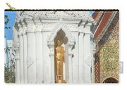 Wat Chamthewi Monk Memorial Chedi Dthlu0090 Carry-all Pouch