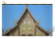 Wat Chamthewi Phra Ubosot Gable Dthlu0077 Carry-all Pouch