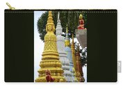 Wat Krom 31 Carry-all Pouch