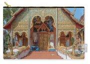Wat Mae Faek Luang Phra Wihan Entrance Dthcm1876 Carry-all Pouch