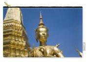 Wat Phra Kaeo Carry-all Pouch