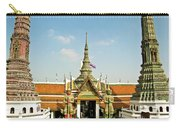Wat Po Bangkok Thailand 13 Carry-all Pouch