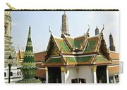 Wat Po Bangkok Thailand 14 Carry-all Pouch