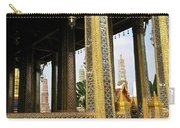 Wat Po Bangkok Thailand 22 Carry-all Pouch