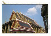 Wat Po Bangkok Thailand 24 Carry-all Pouch
