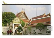 Wat Po Bangkok Thailand 35 Carry-all Pouch