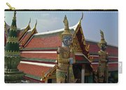 Wat Po Bangkok Thailand 7 Carry-all Pouch