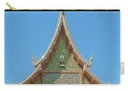 Wat Suan Prig Phra Wihan Gable Dthcm2391 Carry-all Pouch