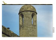 Watch Tower On The Castillo Carry-all Pouch