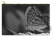 Watchful Butterfly Carry-all Pouch