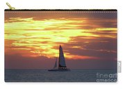 Watching Fire In The Sky Carry-all Pouch