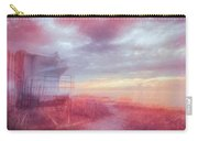 Watching The Day Begin In Watercolors Carry-all Pouch