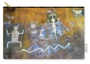 Watchtower Rock Art  Carry-all Pouch