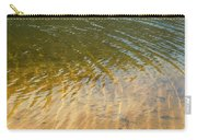 Water Abstract - 1 Carry-all Pouch