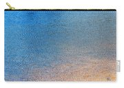 Water Abstract - 3 Carry-all Pouch