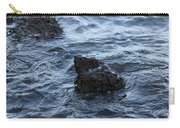 Water And A Rock Carry-all Pouch