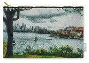 Water And Scenery Carry-all Pouch