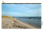 Water And The Beach Carry-all Pouch
