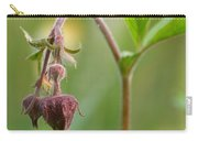 Water Avens Carry-all Pouch