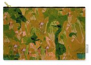 Water Bird Tapestry Carry-all Pouch