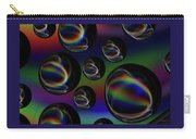 Water Droplets 5 Carry-all Pouch