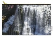 Water Fall In Tennessee  Carry-all Pouch