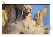 Water Horse Sculpture Carry-all Pouch