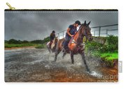 Water Horses Carry-all Pouch
