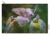 Water Iris 1252 Idp_2 Carry-all Pouch