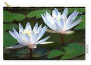 Water Lilies II Carry-all Pouch