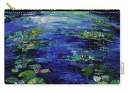 Water Lilies Magic Carry-all Pouch
