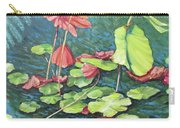 Water Lillies 1 Carry-all Pouch